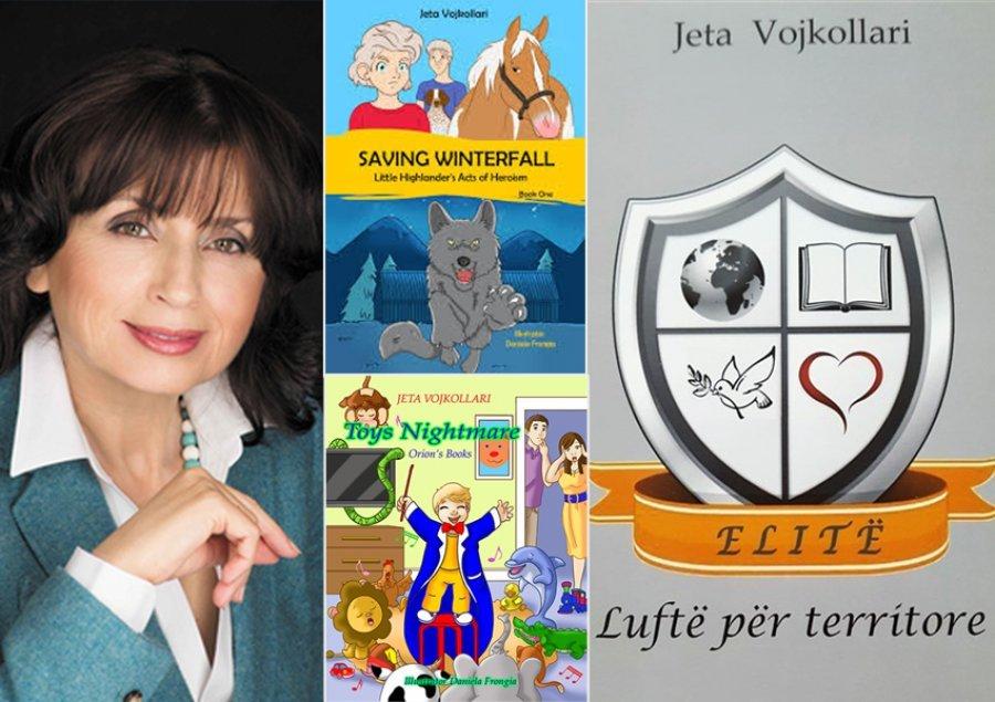 Jeta Vojkollari, mikesha e fëmijëve: Kontributi i të gjithëve, e bën botën më të mirë