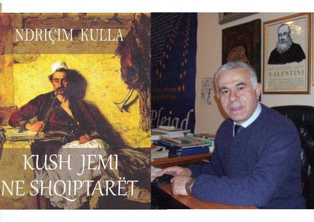 """""""Kush jemi ne shqiptarët"""", rrugëtim tiparesh e mentaliteti, në optikën e udhëtarëve, studiuesve dhe shkrimtarëve"""
