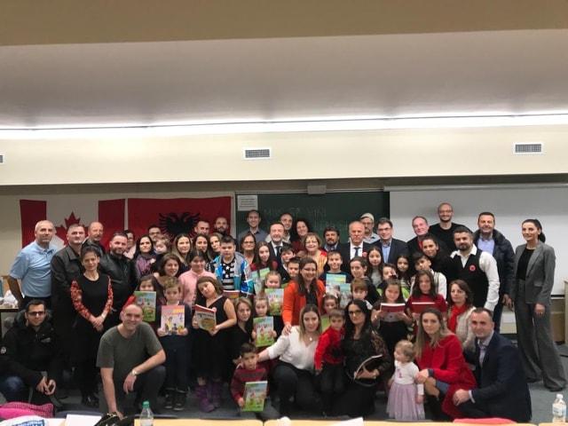 Manitoba hap shkollën e parë shqipe, çdo të shtunë mësim i gjuhës amtare