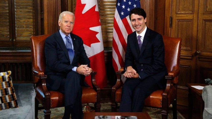 Joe Biden do ta zhvillojë telefonatën e parë me Justin Trudeau