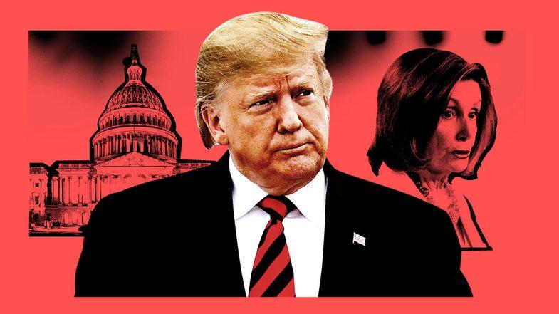 I pari i këtij lloji në historinë e SHBA-së: Pse fajësohet dy herë Donald Trump?