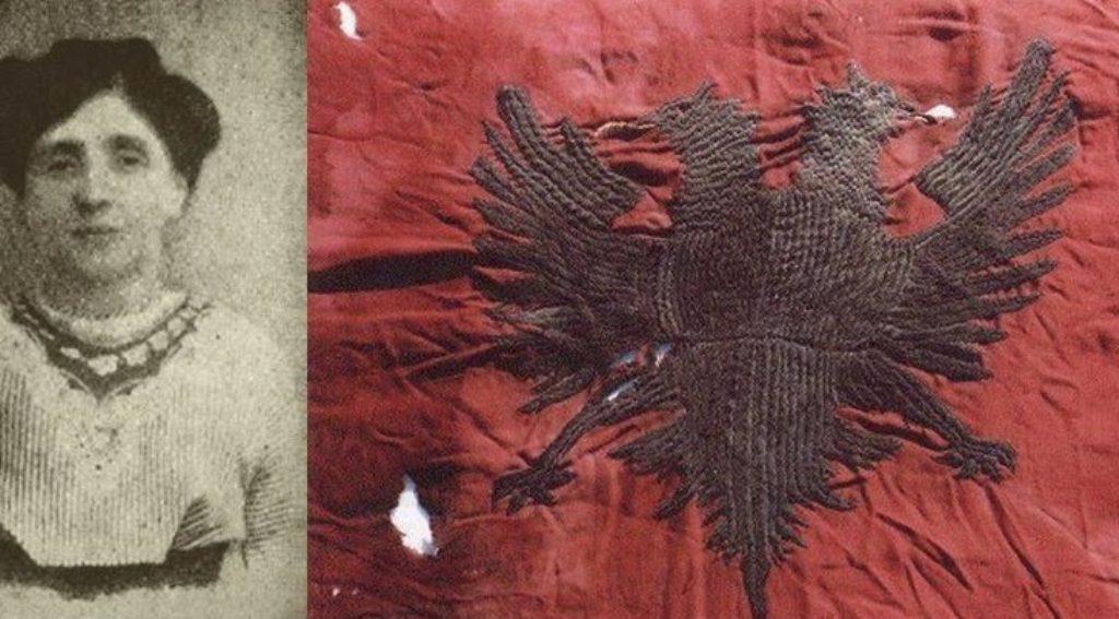 Flamuri i Pavarësisë nuk u qëndis nga Marigoja, është një mit