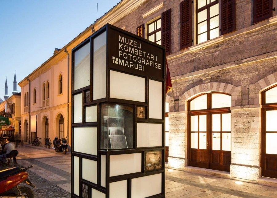'Marubi' klasifikohet një ndër 50 muzetë europianë më novatorë të dyzet viteve të fundit