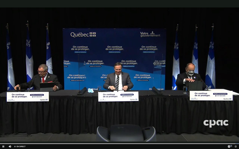 Quebec lehtëson masat anti-COVID-19, por nuk heq shtetrrethimin