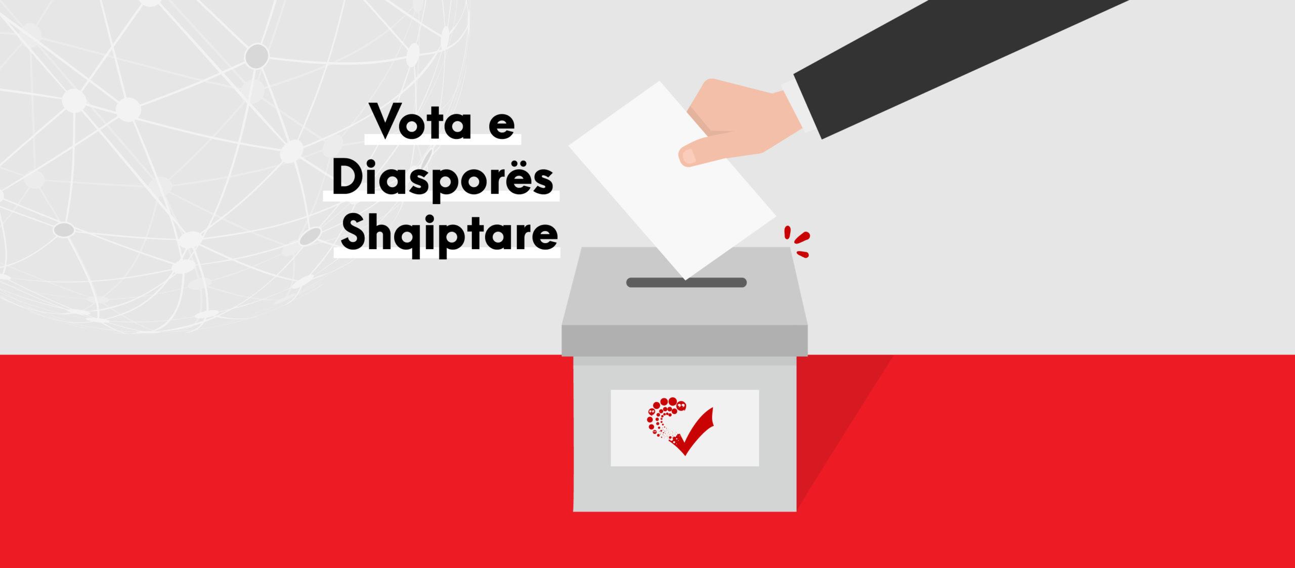 A po neglizhohet rëndësia e votës së diasporës?