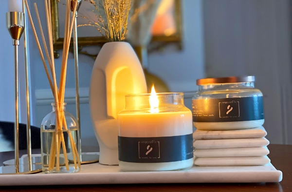 REZCRAFTS\ Qirinj aromatikë për shtëpitë dhe ambjentet e punës