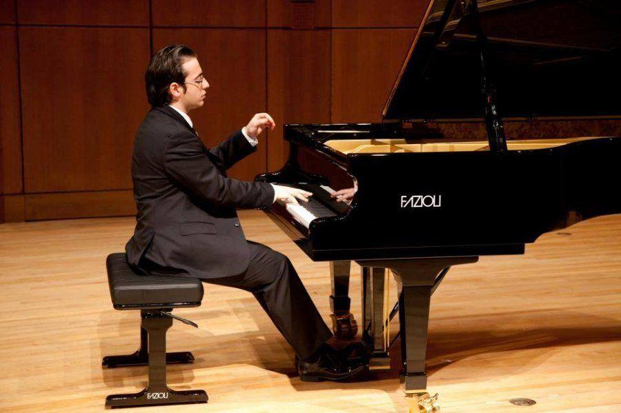 KANADA/ Rudin Lengo, shqiptari virtuoz i pianos