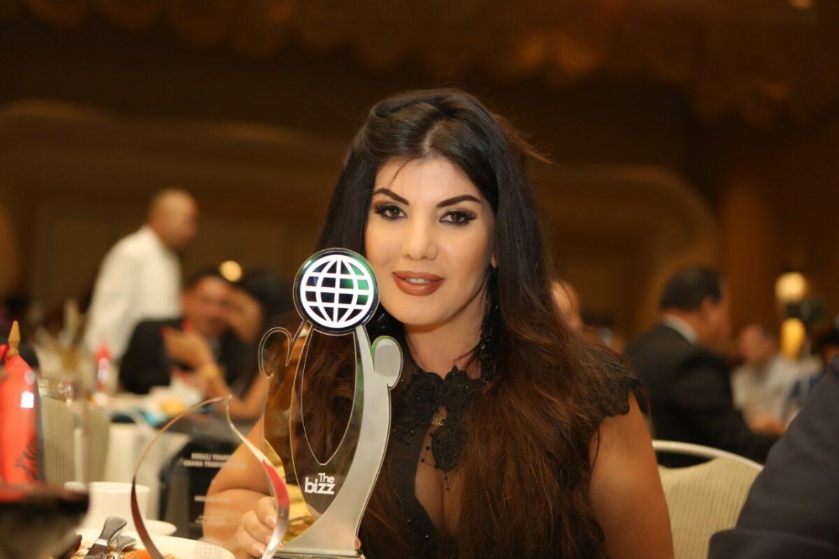 Business Magazine Albania: Anila Kalleshi, gruaja e triumfeve!
