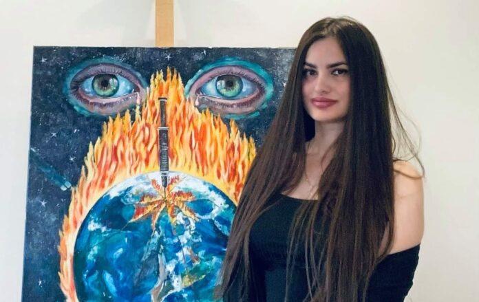 Kanada/ Trashëgimia e artit pamor tek Manjola Ulai, historia e një piktoreje shqiptare