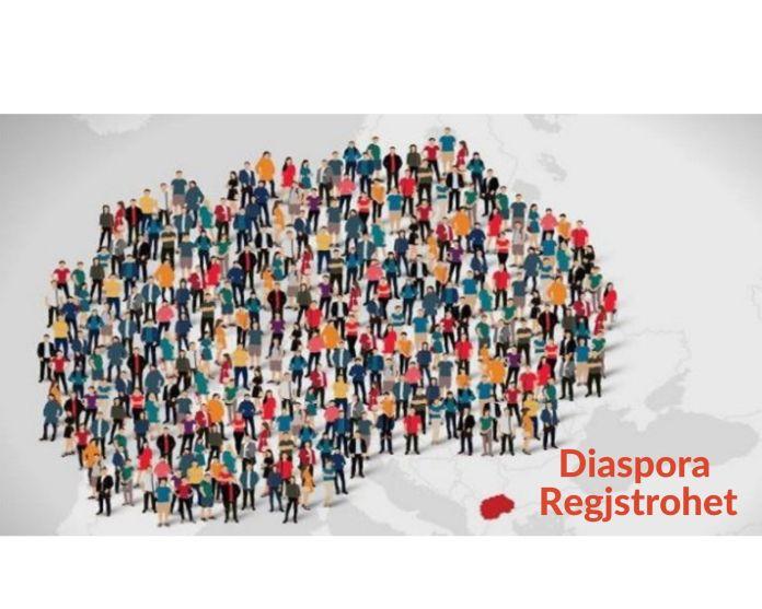 Regjistrimi i popullsisë së Maqedonisë së Veriut- Diaspora regjistrohet